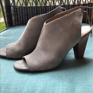 Franco Sarto Light Blue Heels